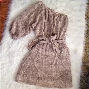 Rebecca Taylor 1/2 Sleeve Dress Size 4 NWOT